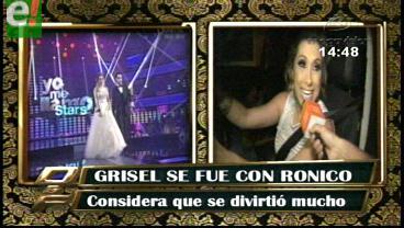 """Grisel Quiroga: """"Lo que la gente quiere es verlo a uno feliz"""""""