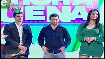 Alexia, Reyes y Juan María con nuevos desafíos en PAT