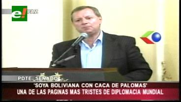 Senador Gonzáles: Vimos cómo los chilenos trataban de ocultar el mal estado del Puerto de Arica