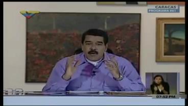 """Nicolás Maduro relacionó a Pokémon Go con """"la violencia y la muerte"""""""