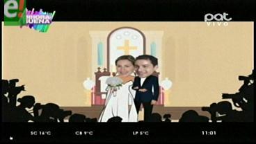 """Patricia y Pablo descubren que el matrimonio es """"Casi perfecto"""""""