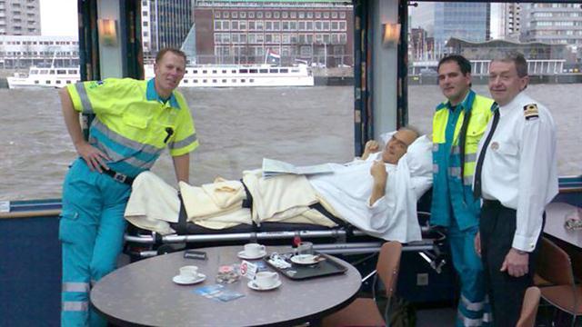 Fotos: Stichting Ambulance Wens