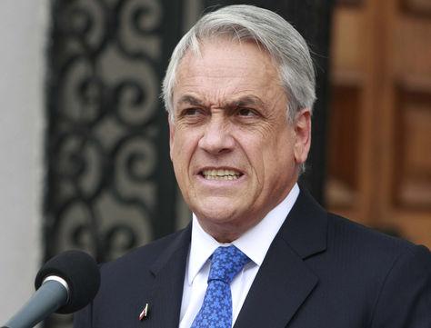Sebastián Piñera, expresidente chileno.