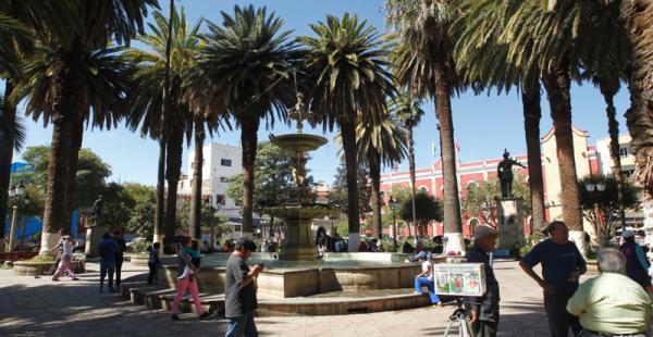 Tarija festeja 199 años de la batalla de la Tablada