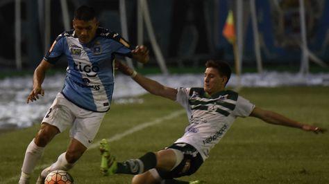 El Blooming gana con lo mínimo al Plaza Colonia en la Copa Sudamericana
