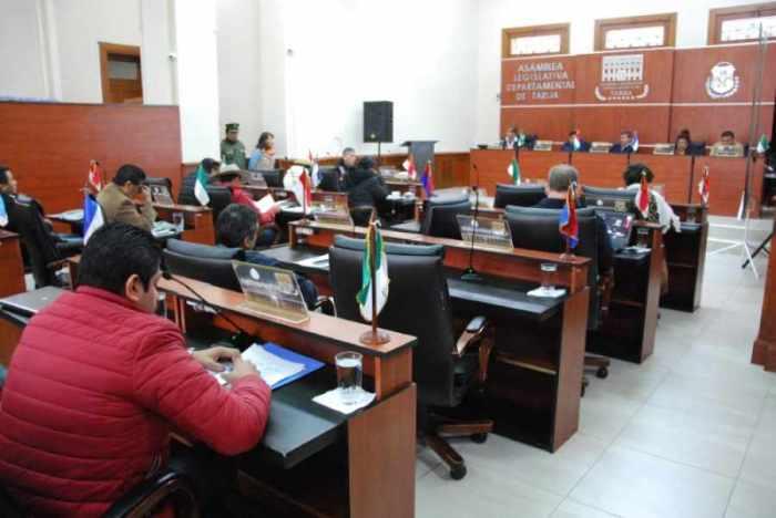 La Asamblea da luz verde a la sociedad entre Tarija y YPFB