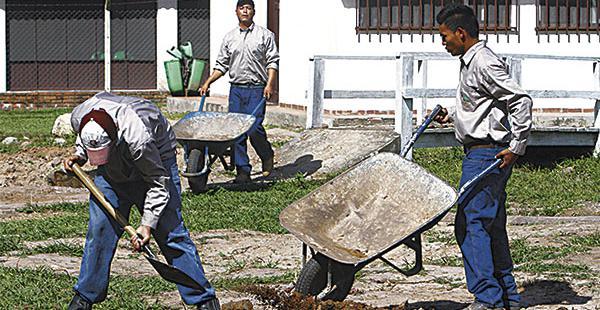 Cenvicruz es un centro para menores en conflicto con la ley