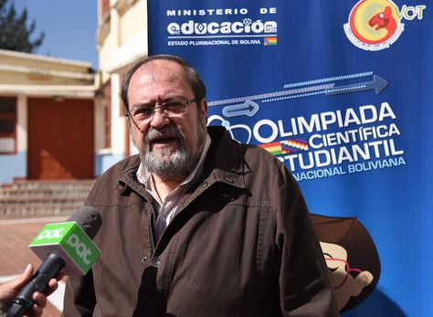 El ministro de Educación, Roberto Aguilar. Foto: Luis Salazar