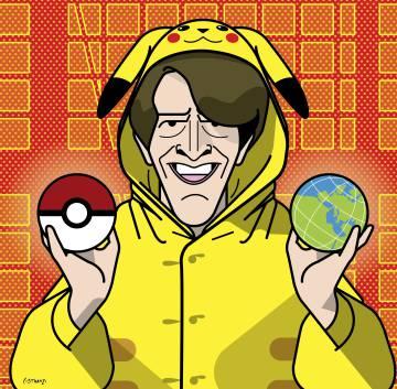 El cerebro que está detrás del fenómeno Pokémon Go