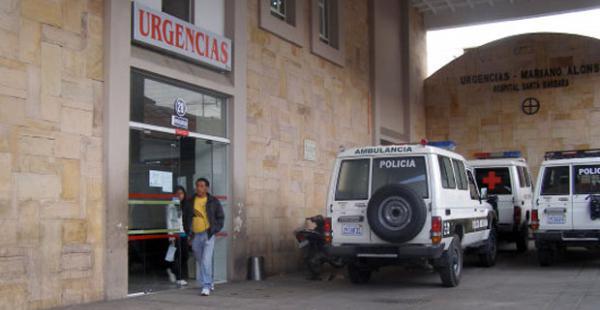 El menor de edad falleció en el hospital Santa Bárbara de la capital