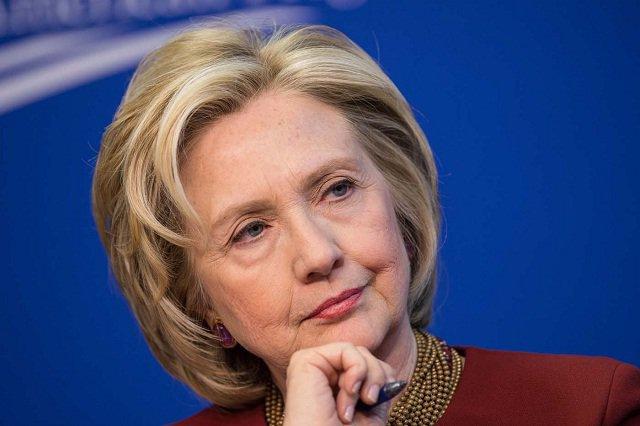Hillary Clinton / Foto archivo