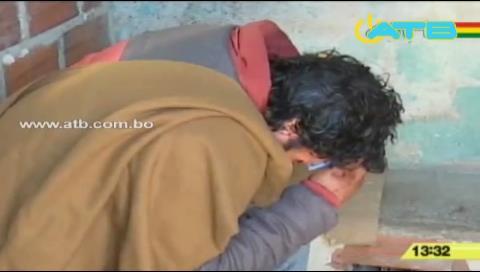 Casi linchan a sujeto que intentó violar a sus hijastras
