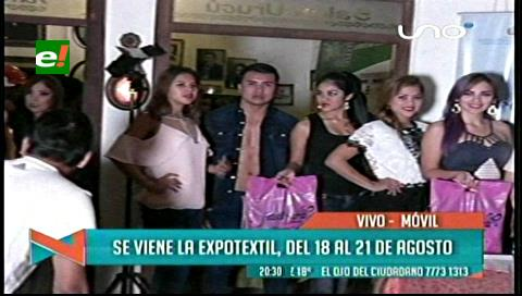 Expotextil llega con 230 expositores y 15 talleres