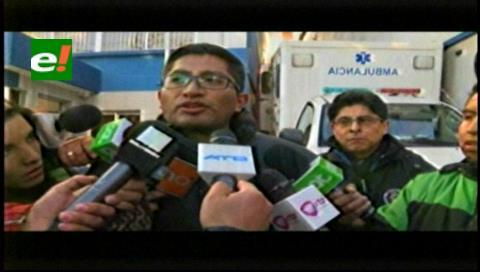 """Fiscal de La Paz dice que Illanes fue """"flagelado"""" y murió por un derrame cerebral y torácico"""