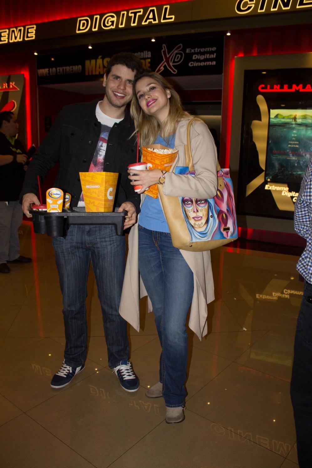 Selim Majluf y Sarita Rivera