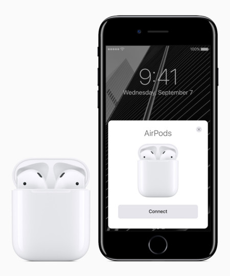 Apple Airpods Connect