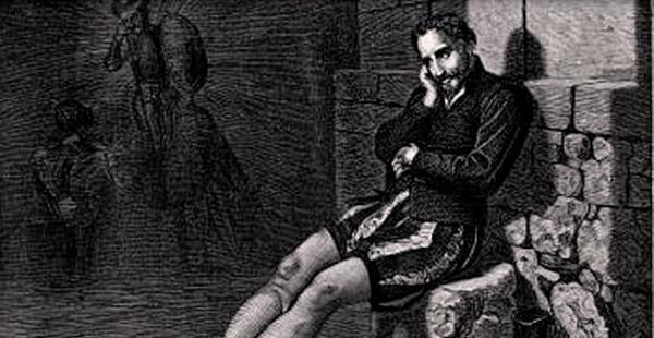 Miguel de Cervantes Saavedra es el autor de El Quijote