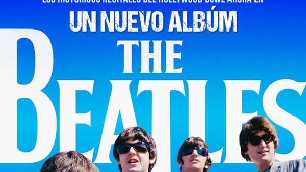 Retrato de una era. En la tapa del nuevo Live At the Hollywood Bowl, Los Beatles embarcan rumbo a Canadá, en agosto de 1964. Del otro lado, la locura desatada de miles de fans.