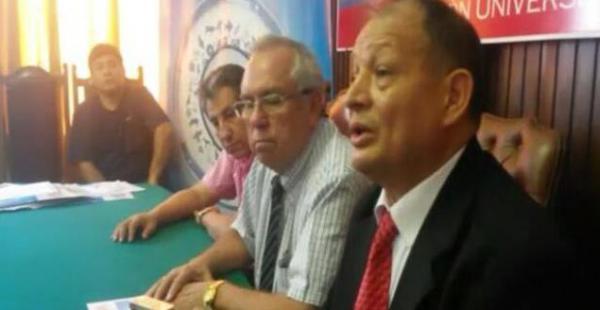 Guzmán y Menacho aseguran que está todo listo para la elección de rector y vicerrector de la Uagrm