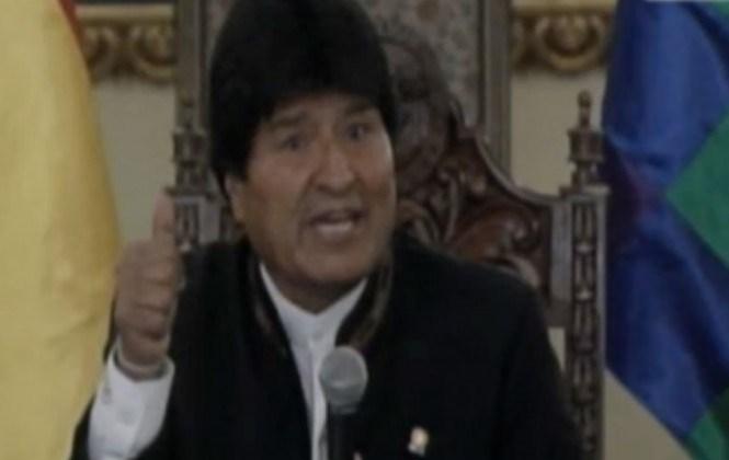 Mar: Evo ofrece diálogo a Chile antes de que pierda con Bolivia en La Haya como lo hizo ante Perú
