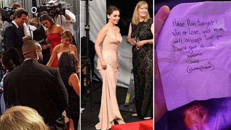 Y así pasó otra entrega de los premios Emmy...