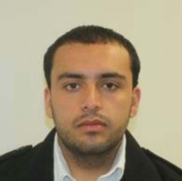 Ahmad Khan Rahami, who is wanted for questioning in connection with an explosion in New York City, is seen in this image released by the New Jersey State Police on September 19, 2016.  Courtesy New Jersey State Police/Handout via REUTERS    ATTENTION EDITORS - THIS IMAGE WAS PROVIDED BY A THIRD PARTY. FOR EDITORIAL USE ONLY