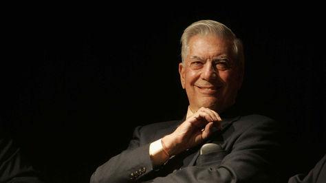 El escritor y premio Nobel de Literatura Mario Vargas Llosa. Foto: www.elmostrador.cl