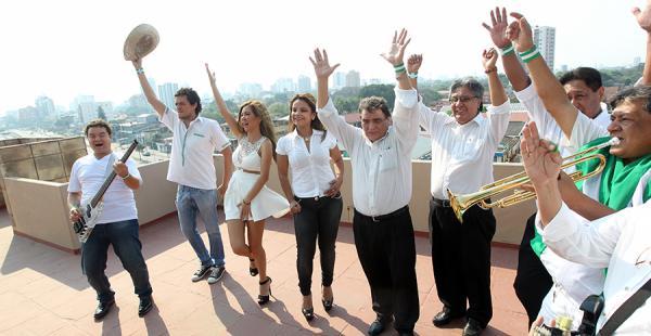 Viva Santa Cruz 2016- Artistas varios