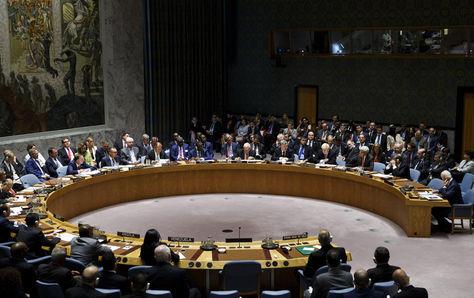 El debate de la 71 Asamblea General de la ONU. Foto: EFE