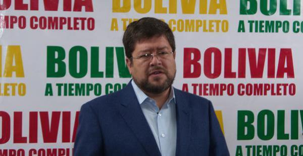 El excandidato presidencial dijo que se dedicará a tiempo completo a Bolivia, después de estar 28 años en la industria del cemento.