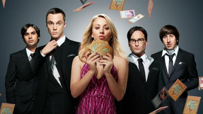 Los cuatro hombres de The Big Bang Theory ocupan las posiciones más altas del ranking de Forbes: Kaley Cuoco quedó segunda entre las mujeres