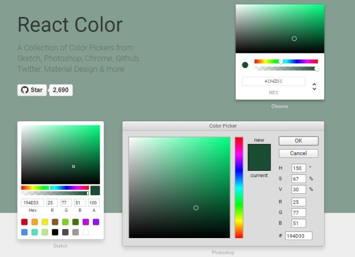 reactcolor