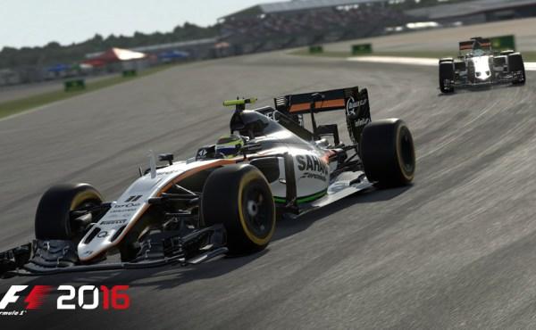 F1 2016: videojuego 1-0 vida real