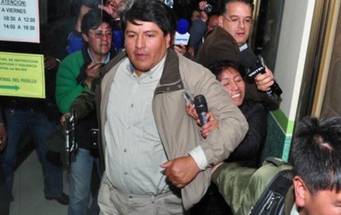 Niegan cesación de detención preventiva al exalcalde Edgar Patana