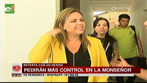 Concejo Municipal pedirá más control en los locales de la avenida Monseñor Rivero