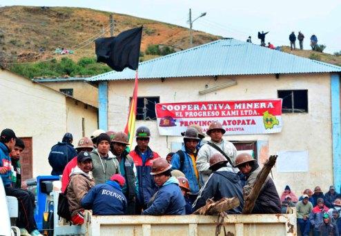 BOLIVIA MINERÍA