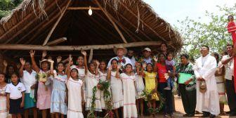 Energía eléctrica llega a mil familias ignacianas gracias a la Gobernación