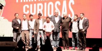 Cientos de periodistas participan de la fiesta de las letras en honor a Gabo
