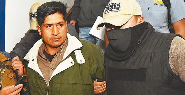 Feliciano Mamani está libre, no encontraron suficientes pruebas