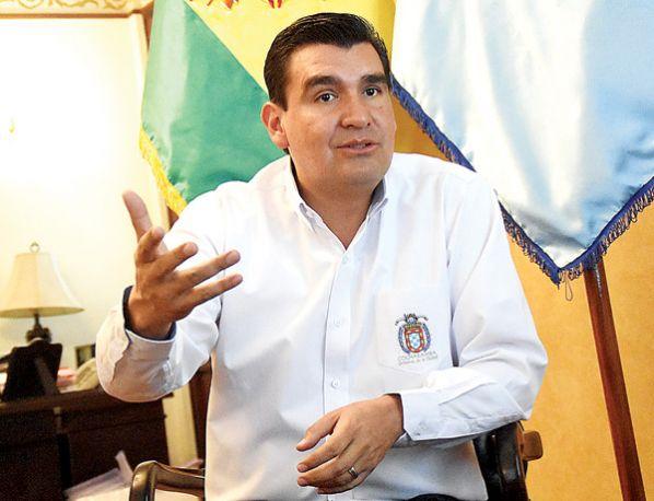 Resultado de imagen para Alcalde Leyes p