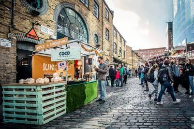 Camden Lock Market, Londres