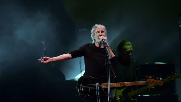 Roger Waters, uno de los fundadores Pink Floyd, tocó en México y no se calló nada.