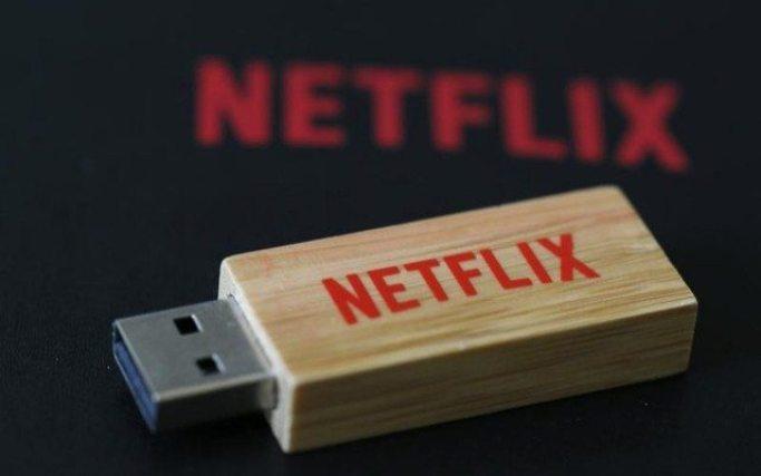 USB con el logo de Netflix (Foto: Reuters)