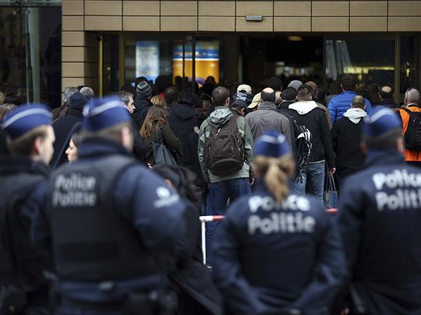 Bélgica: evacúan estación de tren de Bruselas por alerta de bomba