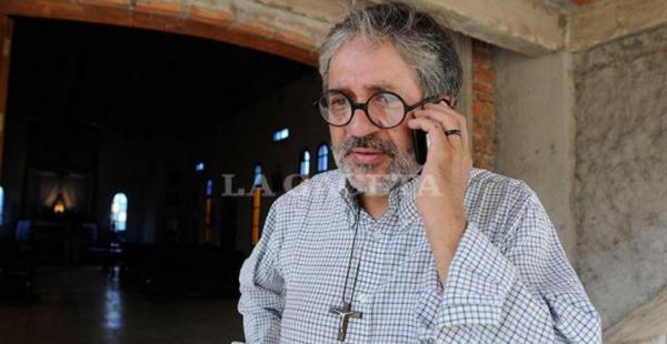 El sacerdote Juan Viroche fue encontrado sin vida en uno de los cuartos de su parroquia