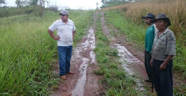 El proyecto busca implementar sistemas de aprovisionamientos de agua, perforación de pozos, mejoramiento de caminos