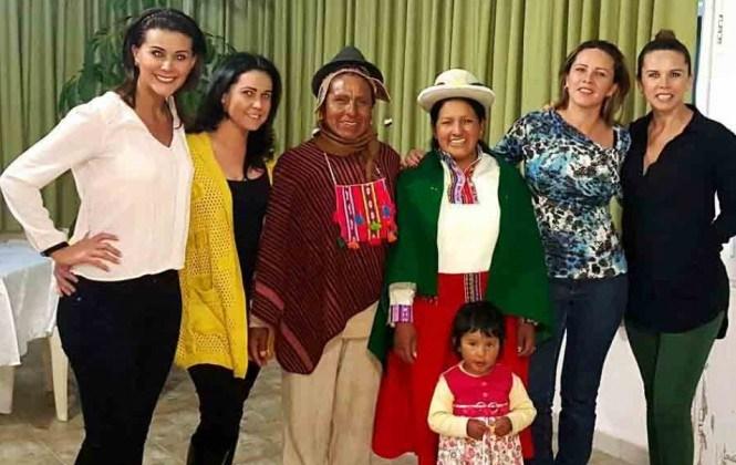 El Mallku le quita el apellido a su hija porque le hizo compadre de Leopoldo Fernández