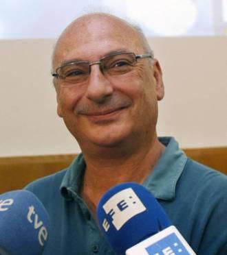 El microbiólogo alicantino Francisco Mojica. (EFE)