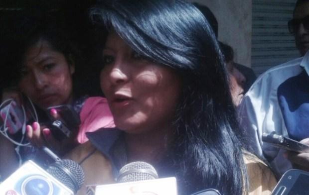 Chapetón presenta denuncia por sedición contra dirigentes que buscan renuncia de autoridades
