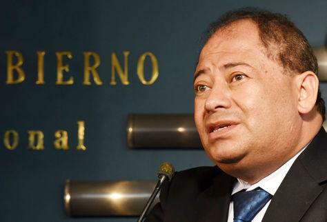 El ministro de Gobierno, Carlos Romero, será interpelado hoy en el Legislativo.